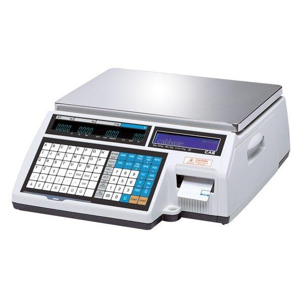 Весы с печатью этикетки CAS CL-5000J-30IB Ethernet