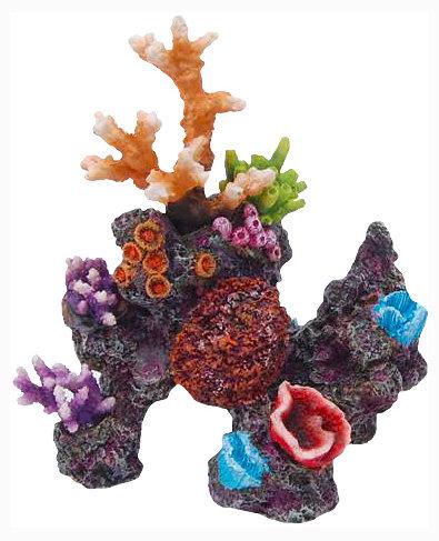 Декорация для аквариумов Fauna International «Кораллы на рифе»