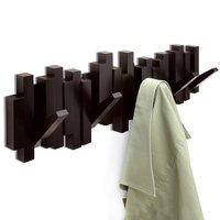 Вешалка настенная UMBRA Sticks эспрессо