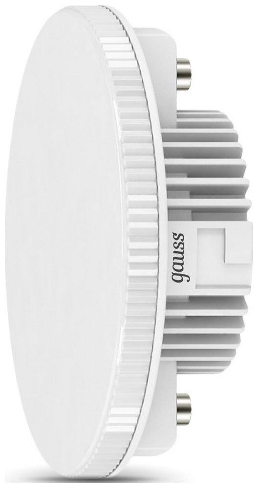 Лампа gauss GX53 6Вт 4100K