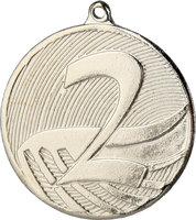 Россимвол Медаль 2 место (50) MD1292/S G-2.5мм