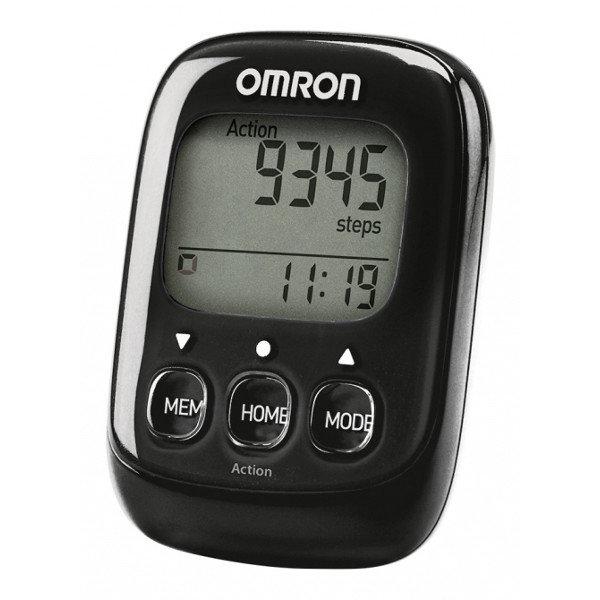 Шагомер Omron Walking Style IV (HJ-325-EBK, черный)