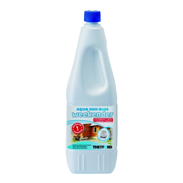 жидкость аква-кем-викендер 2л