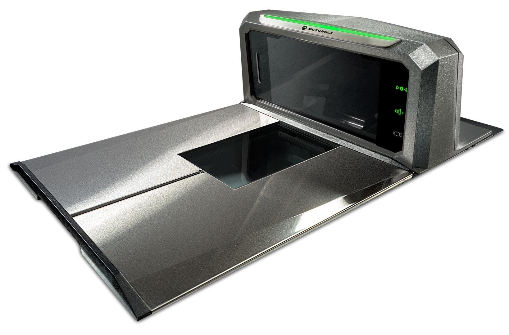 Сканер Zebra MP6000, 2D, система отслеживания товаров Checkpoint, сканер со стороны покупателя, средняя длина, черный, MP6010-MN000M010US