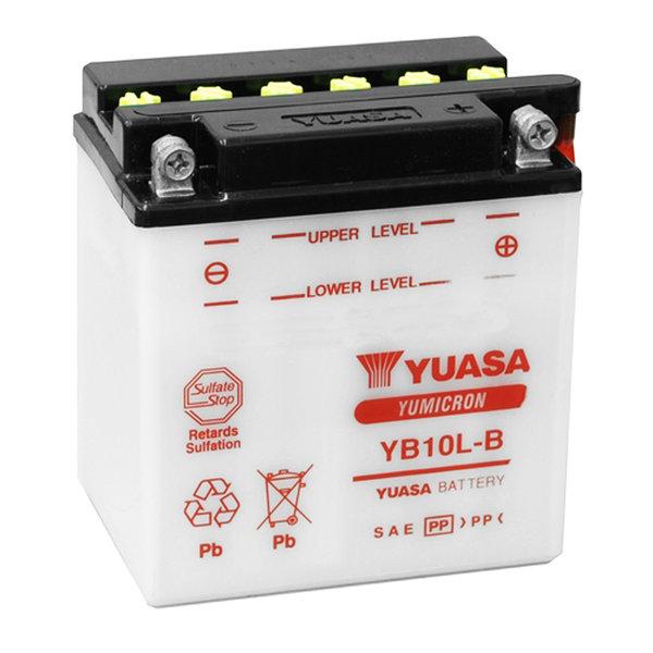 Аккумулятор YUASA YB10L-B (Артикул: 09425)