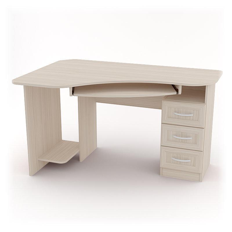 Компьютерный стол Фаворит-Плюс УСК-5 БН фото 1