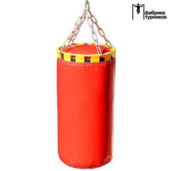 Боксерский мешок Borabo 10 кг ПВХ(опилок, песок)