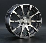 Колесные диски LS Wheels 233 GMF 7,5x17 5x112 ET40 d73,1 - фото 1