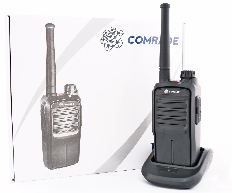 Радиостанция (рация) Comrade R5