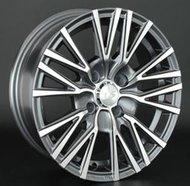 Колесные диски LS Wheels 568 GMF 6,5x15 4x114,3 ET40 d73,1 - фото 1