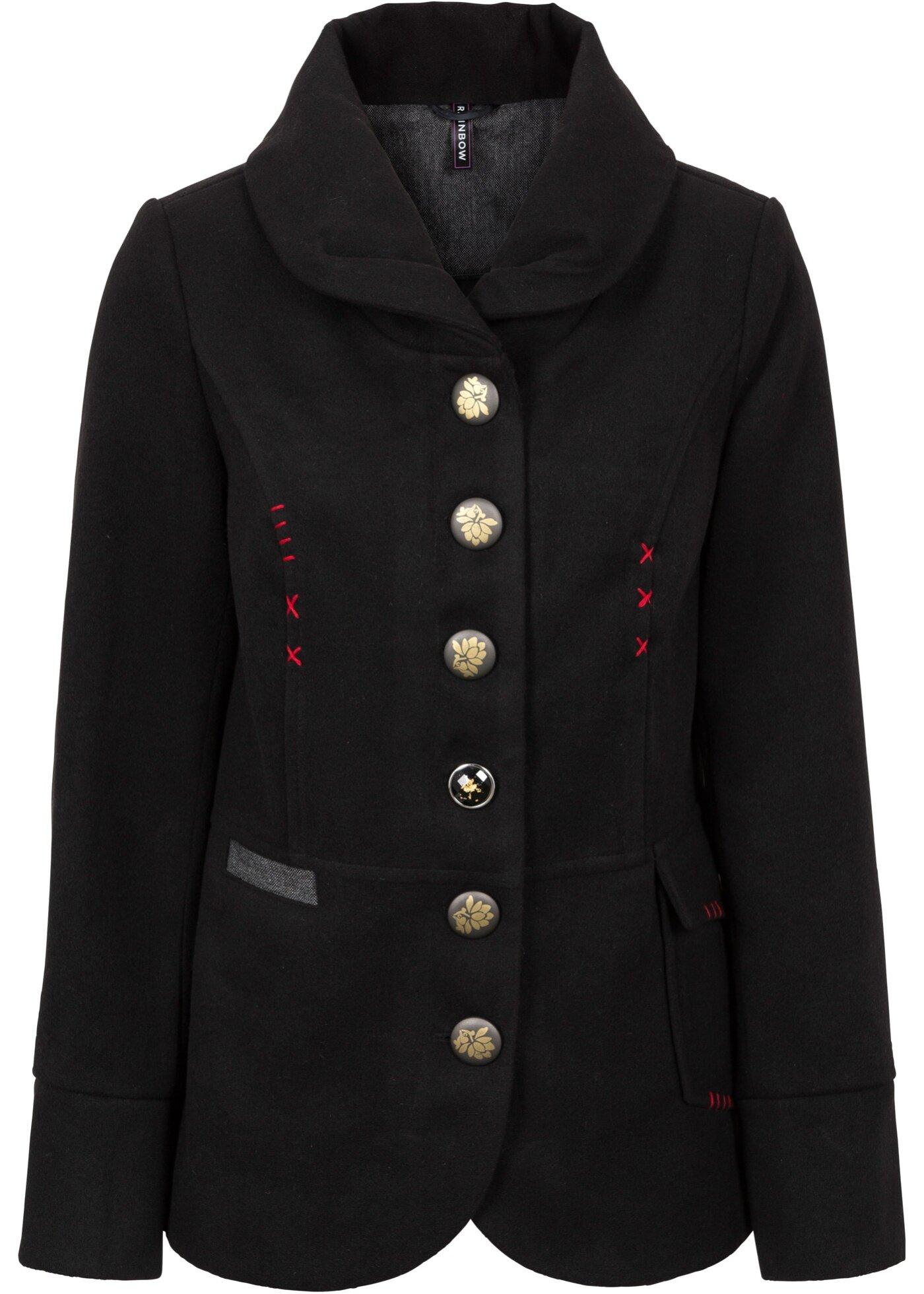 bonprix Куртка с декоративными пуговицами