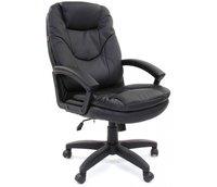 Компьютерное кресло Chairman 668 LT экопремиум черное
