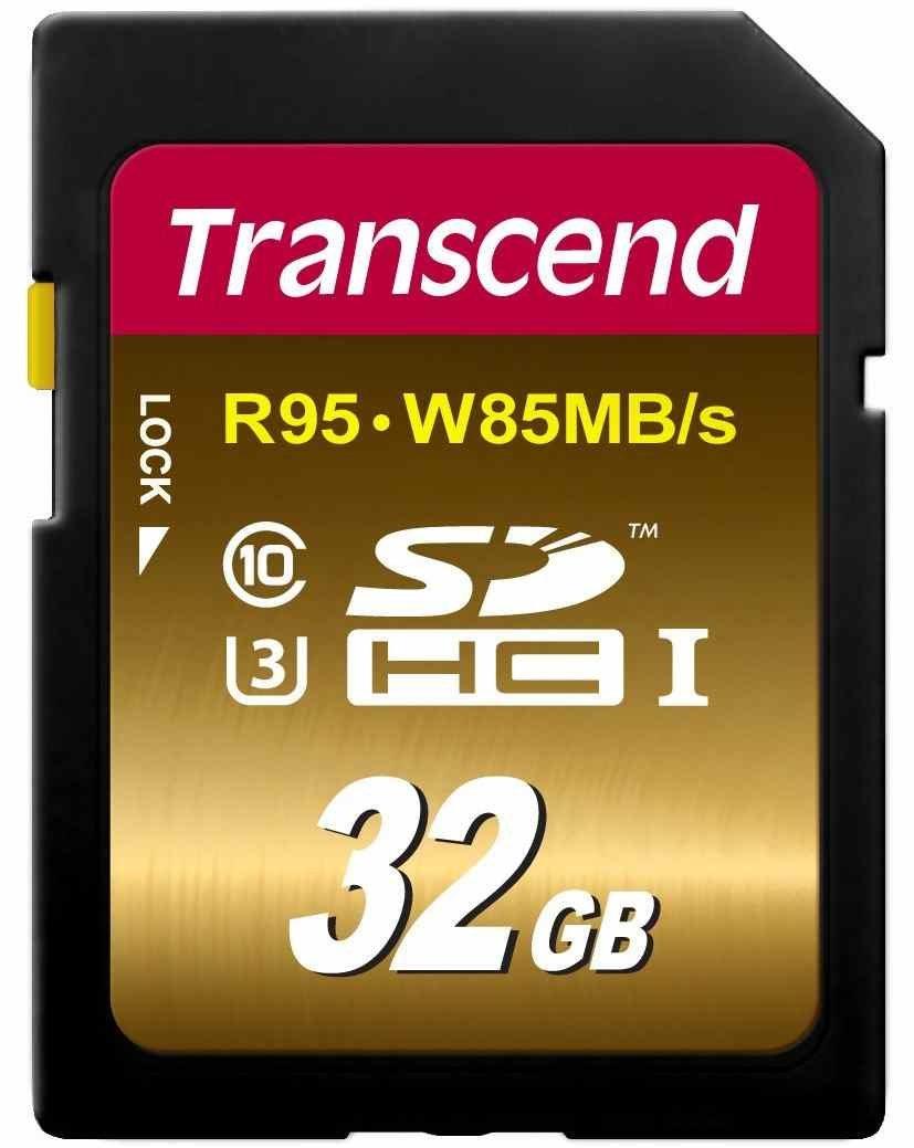 Карта памяти Transcend TS32GSDU3X