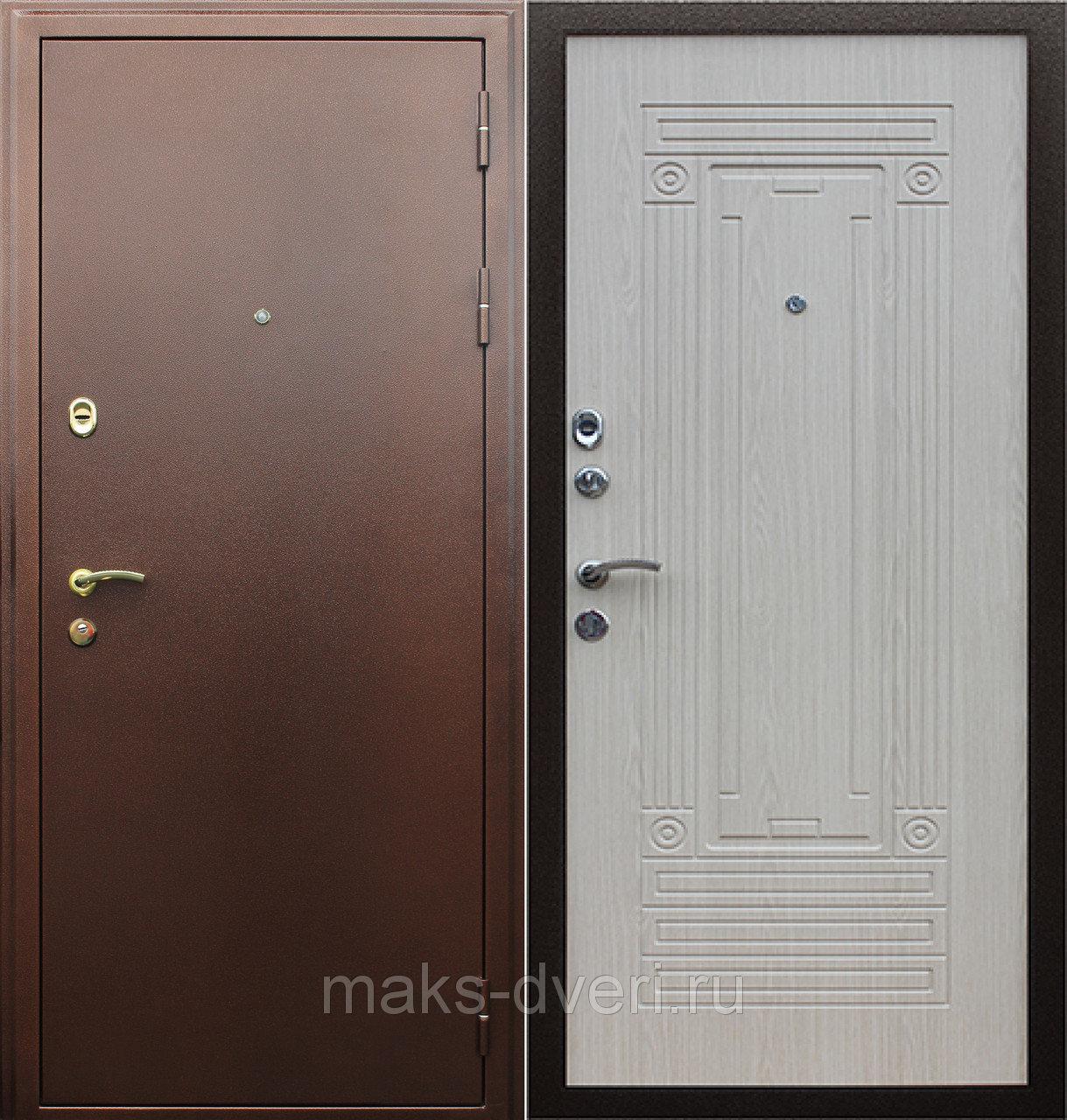входные металлические двери в квартиру в троицке московской области