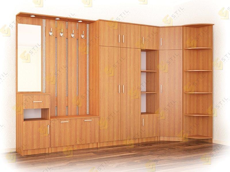 Шкафы угловые радиусные - сравните цены и купите шкафы углов.
