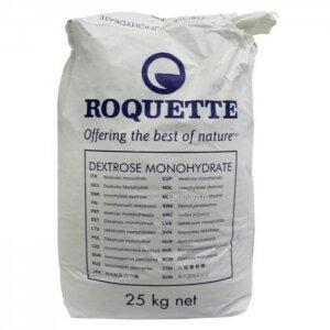 Декстроза Roquette, мешок 25 кг (Франция)