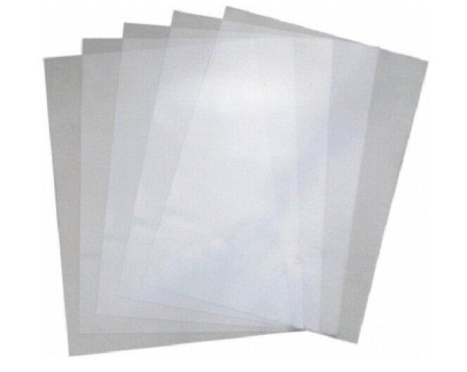 Обложки прозрачные пластиковые А4 0.15 мм 100 шт.