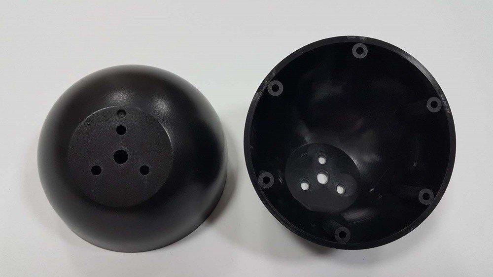 FSD audio PD-05 Подиум для рупорного твитера, черный