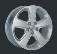 Диски Replay Replica Opel OPL42 7x17 5x105 ET42 ЦО56.6 цвет S - фото 1