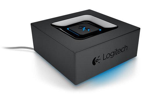 Bluetooth-адаптер Logitech Speaker Bluetooth Audio Adapter (980-000912)