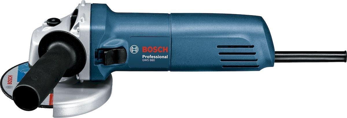 УШМ (болгарка) Bosch Gws 660 professional (0.601.375.08n)