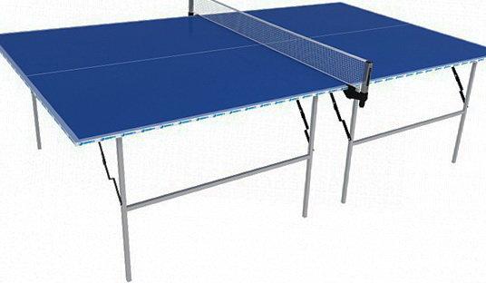 Стол теннисный TopSpinSport «Топс» складной