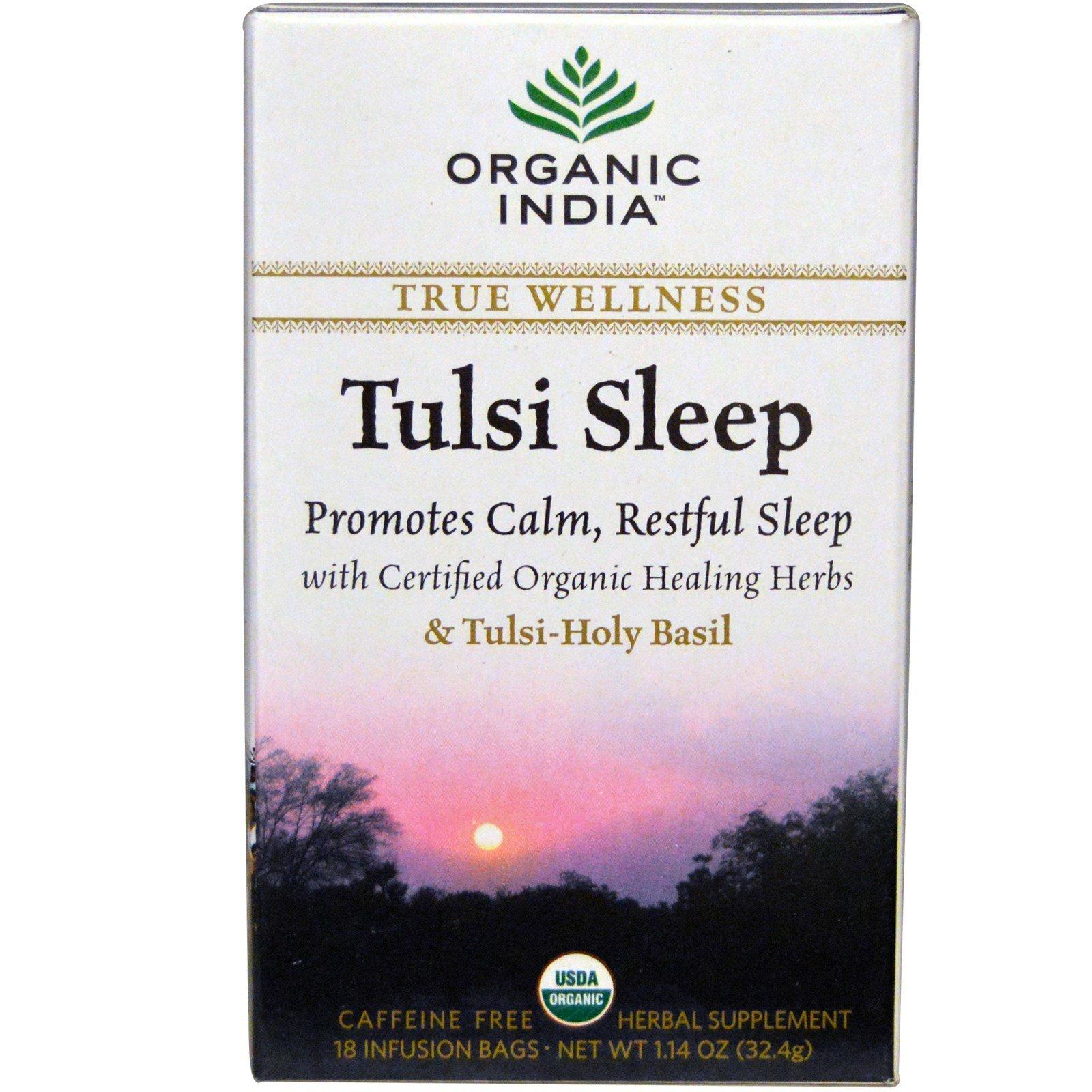Чай травяной Organic India