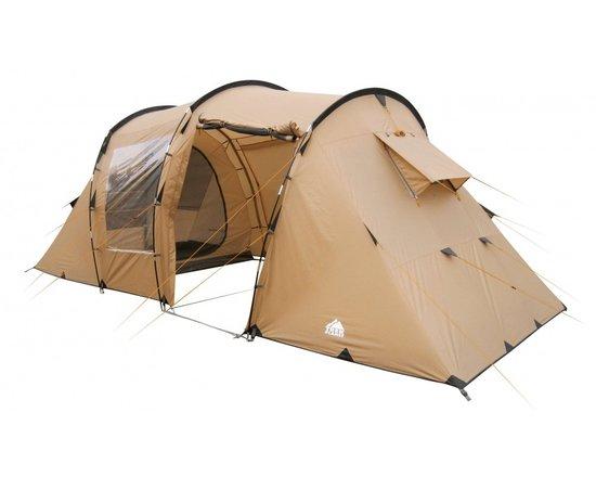 Палатка Trek Planet Omaha Twin 4 песочный