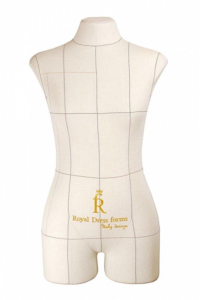 Манекен Royal Dress Forms Monica Бежевый