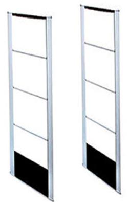 Противокражная радиочастотная система с повышенной помехозащищенностью 3002/3003s для проходов от 140см (2 антенны) 3002/3003s