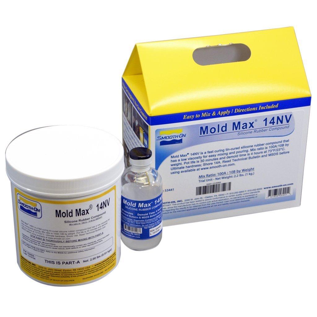 Формовочный силикон Mold Max 14NV (1 кг)
