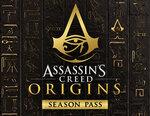 Assassins Creed Истоки - Season Pass (PC)