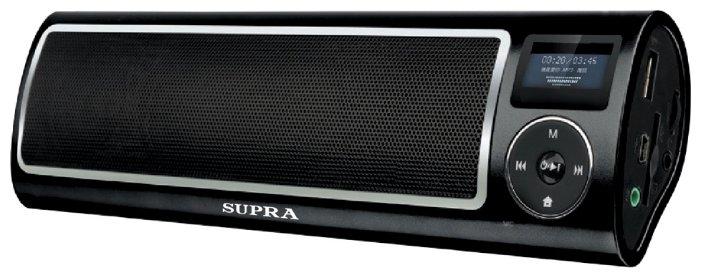 портативная акустика SUPRA PAS-6255 black