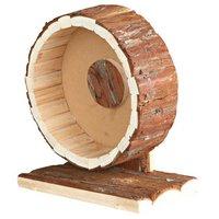 """Колесо для грызунов Trixie """"Natura"""", 20 см, дерево"""