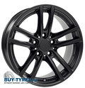 Диск Alutec X10 7,5x17 5/120 ET43 D72,6 Racing Black - фото 1