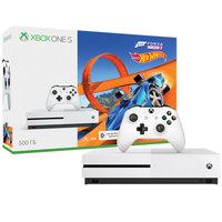 Игровая консоль Xbox One Microsoft S 500 GB + Forza Horizon 3 +DLC (ZQ9-00212)White