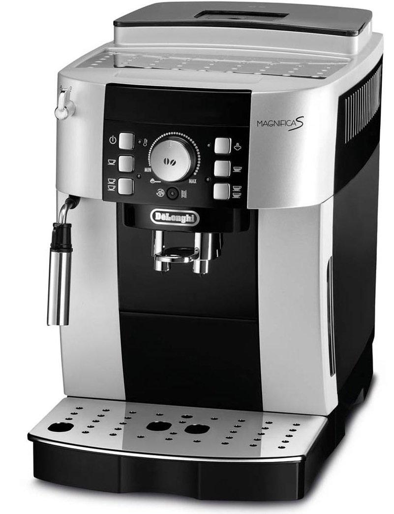 Кофемашина DeLonghi ECAM 21.117.SB