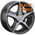 Диск колесный LS Wheels 108 6x14/4x108 D73.1 ET25 GMF - фото 1