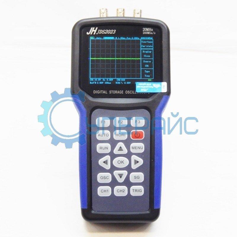 Цифровой портативный осциллограф JINHAN JDS2023 (2 канала, 20 МГц)