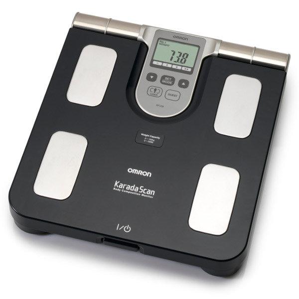Монитор состава тела Omron BF-508 жироанализатор + весы (HBF-508-E)