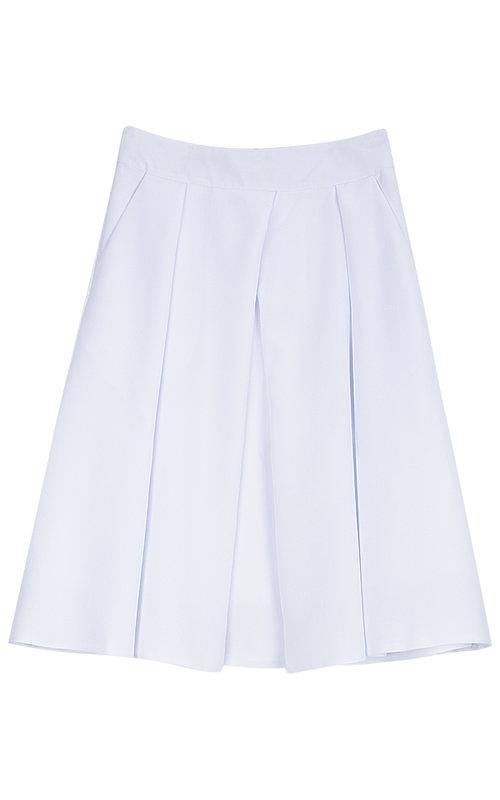 La reine blanche юбка