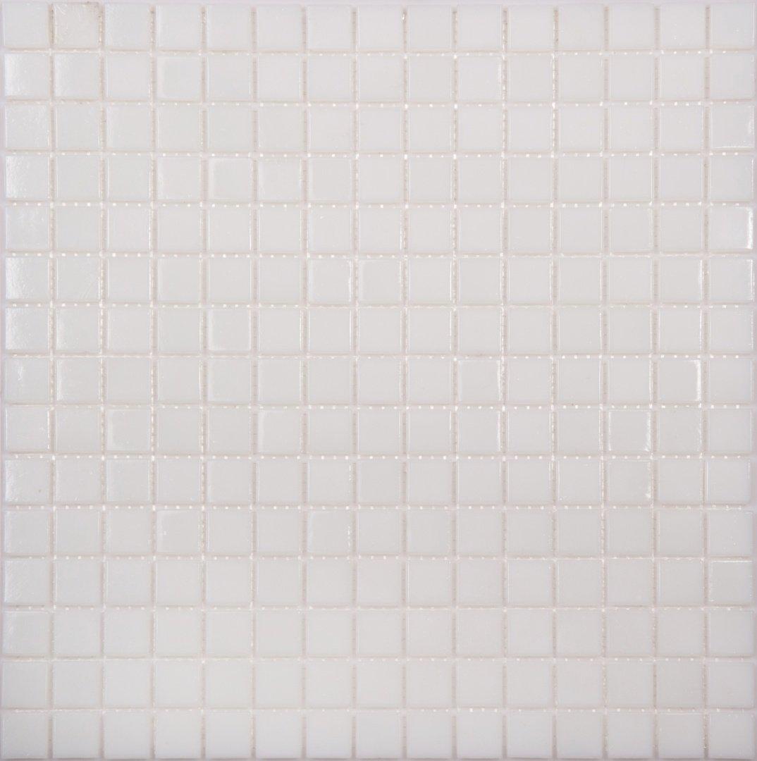 Мозаика NSmosaic Econom series AP02 белый (бумага) 327x327 (м²)