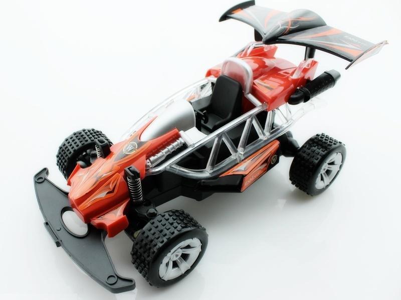 Багги Wangfeng Toys Супергонщик 1:20 фото 1