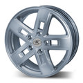 Диск FR REPLICA VV21 7.5x17/5x120 D65.1 ET55 Silver для Volkswagen Multivan, Touareg(26) - фото 1