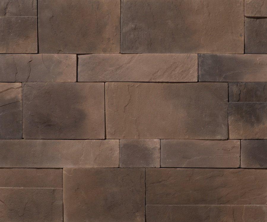Декоративный камень Идеальный камень Гранитный скол 7 мм (Искусственный камень)