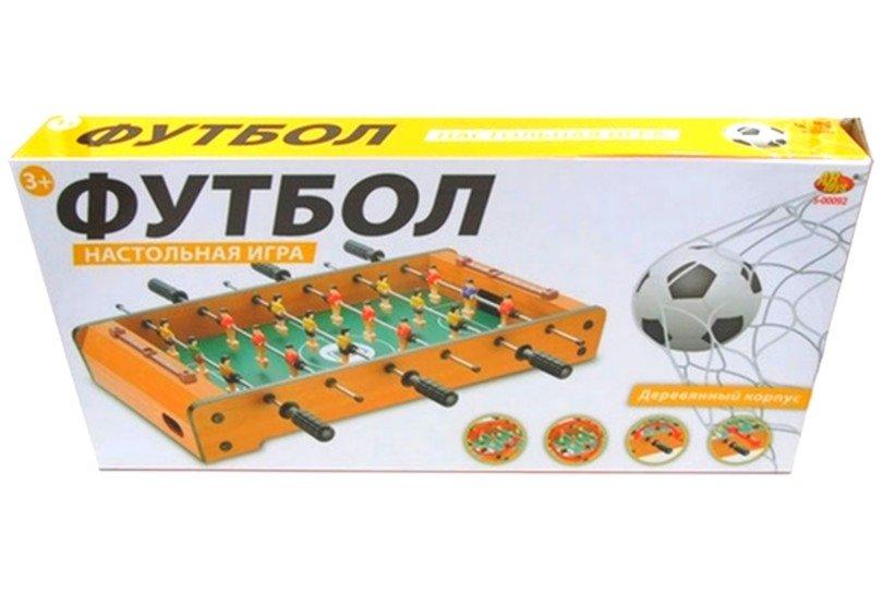 Футбол настольный, 50,5x29x9 см ABtoys Art-[S-00092(WA-C8044)]