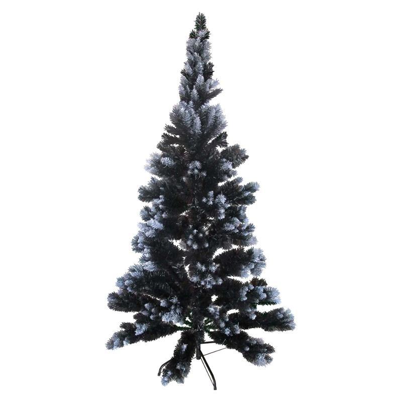 Ель новогодняя, 1,8м, с имитацией снега на ветках