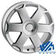 Диски Replica WSP Italy W536 7.5x17 5/100 ET45 d57.1 Silver - фото 1