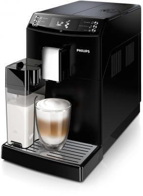 Кофеварка и кофемашина Кофемашина Philips EP3558/00 черный
