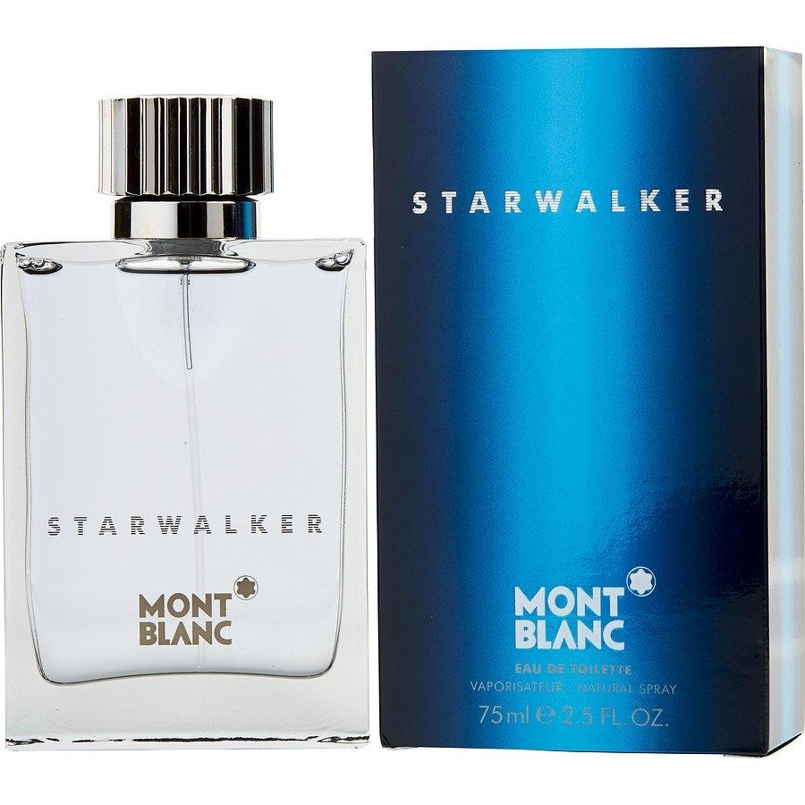 Парфюмированная вода MONT BLANC STAR WALKER для женщин 75 мл.